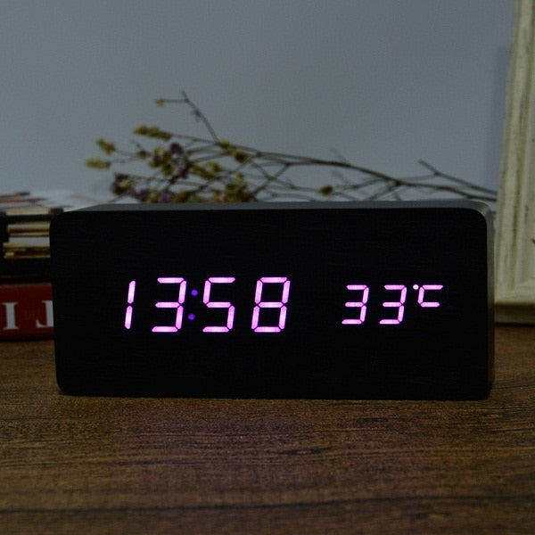 LED Alarm Clocks