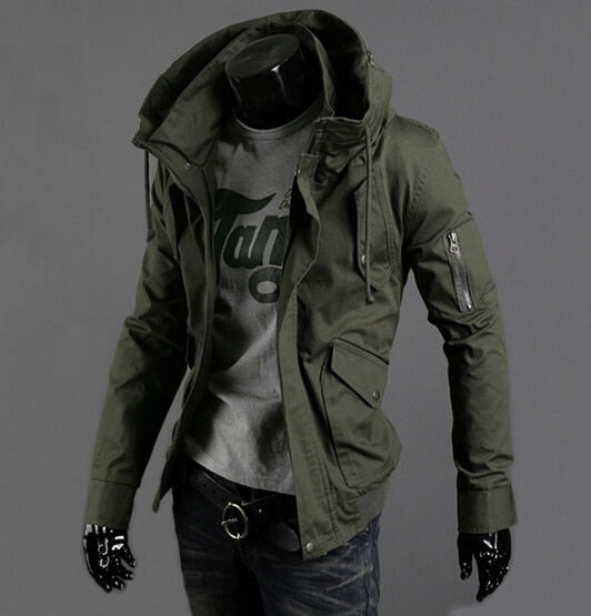 Uniform men Casual jacket youth Coat