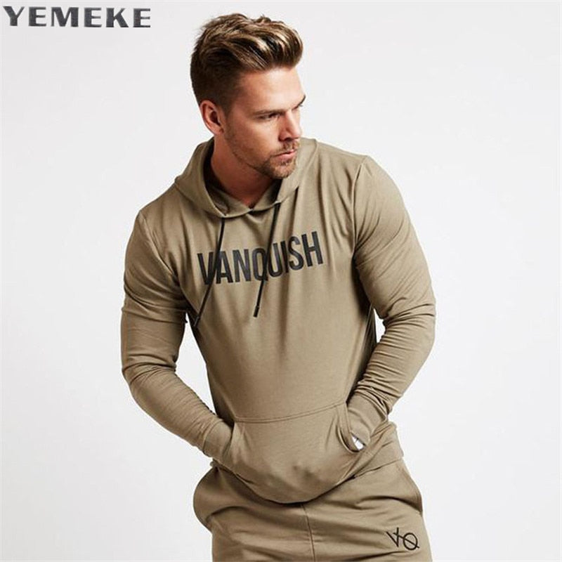 Mens Shark Sweatshirts fitness hoodies