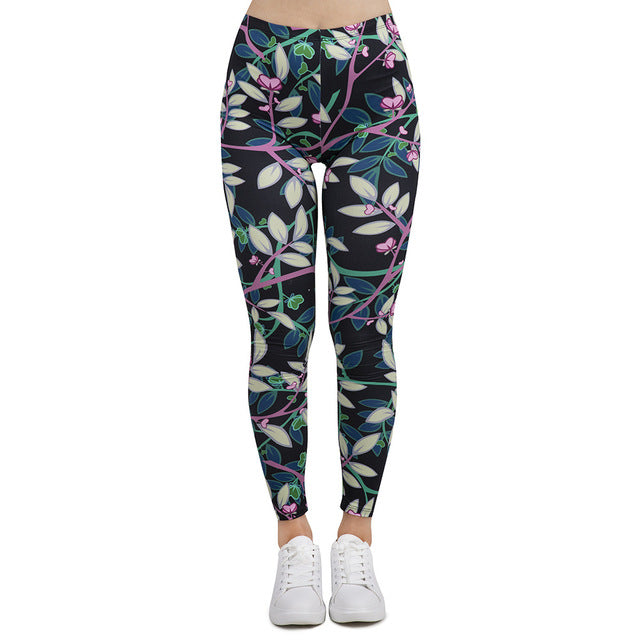 Zoompy Women Sport Leggings