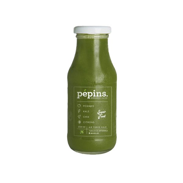 Pepins juices Air Force Kale Super Food