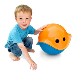 Moluk Bilibo Free Play Toy Orange Boy