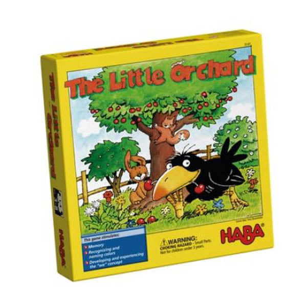 Haba Game The Little Orchard Packaging