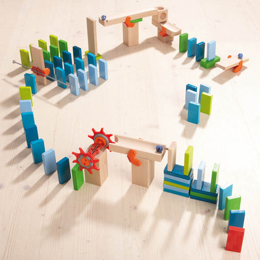 Haba Wooden Building Blocks Domino