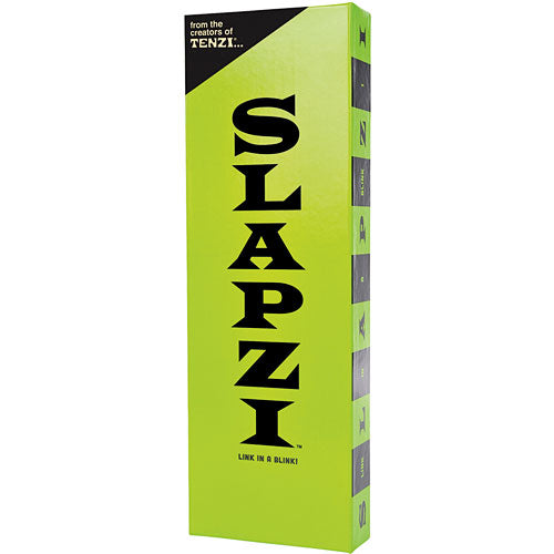 Carma Games Slapzi A Fast Paced Card Matching Game Packaging
