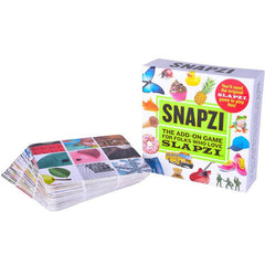 Carma Games Snapzi An add-on for the Game Slapzi