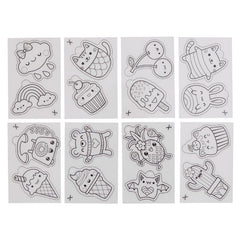 Tiger Tribe Shrinkies Sweet Treats Collection Sheets
