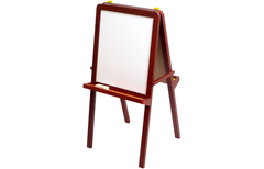 Voila - Wooden Standing Easel Dark Brown 2
