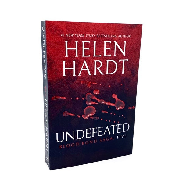 Undefeated (Blood Bond Saga Vol. 5)