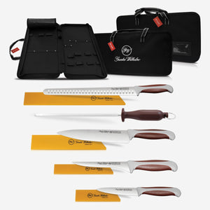 10-Piece BBQ & Grilling Knife Set Bundle, Lightning ProCut, 90-101-1010