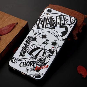 Coque Art iPhone (5 Persos) - One Piece - Chopper / for iphone 6 6s