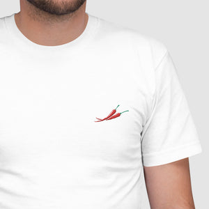 Felfel Icon, Embroidered T-Shirt