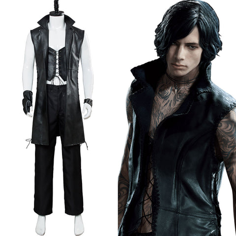Devil May Cry 5 Devil May Cry V-V Cosplay Kostüm