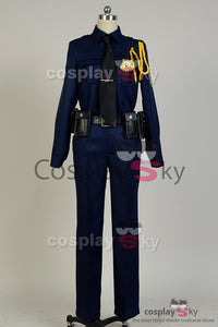 Zoomania Fuchs Nick Polizei Uniform Cosplay Kostüm