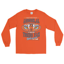 Load image into Gallery viewer, Adult Wherever I Am- Auburn Tigers T-Shirt (LS)