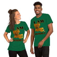 Load image into Gallery viewer, Premium Adult Unisex I Am New Orleans T-Shirt (SS)