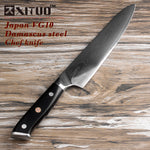 VG10 Damascus steel kitchen  Chef knife