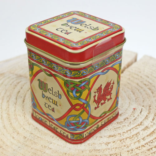 Welsh Brew Loose Tea Tin