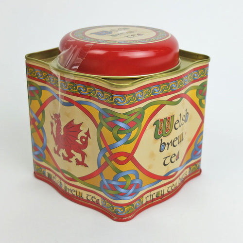Welsh Brew Tea Bag Tin