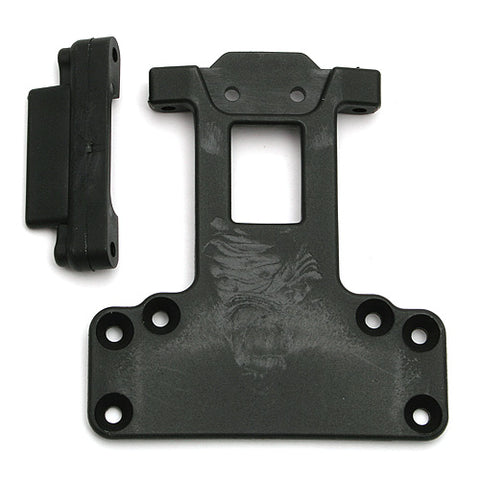 SC10 Arm Mount/Chassis Plate Part #: 9818
