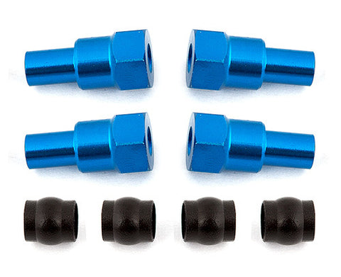 Team Associated B6 Shock Bushings, long Ass91720