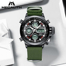 0031M | Quartz Men Watch | Nylon Band