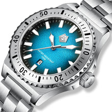8006M | Mechanical Men Watch | Stainless Steel Band