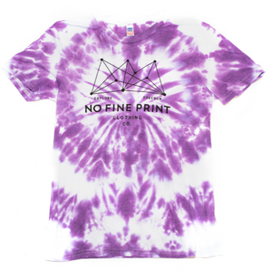 Constellation Tie Dye Tee