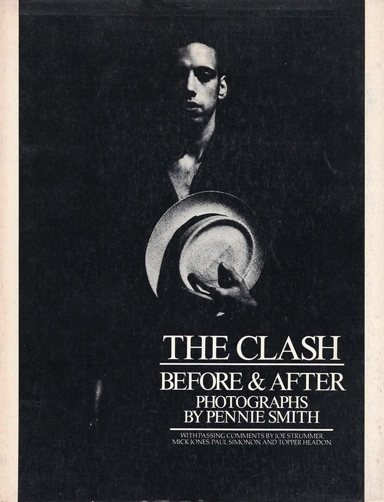 Clash: Before & After (photographs by Pennie Smith)