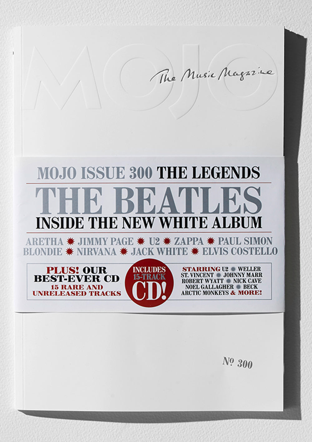 Mojo Magazine Issue 300 (November 2018)