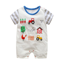 Load image into Gallery viewer, First Movements Farm's Lifestyle Romper - BabyLand.my