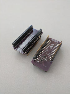 Particle to Adafruit Feather Adapter