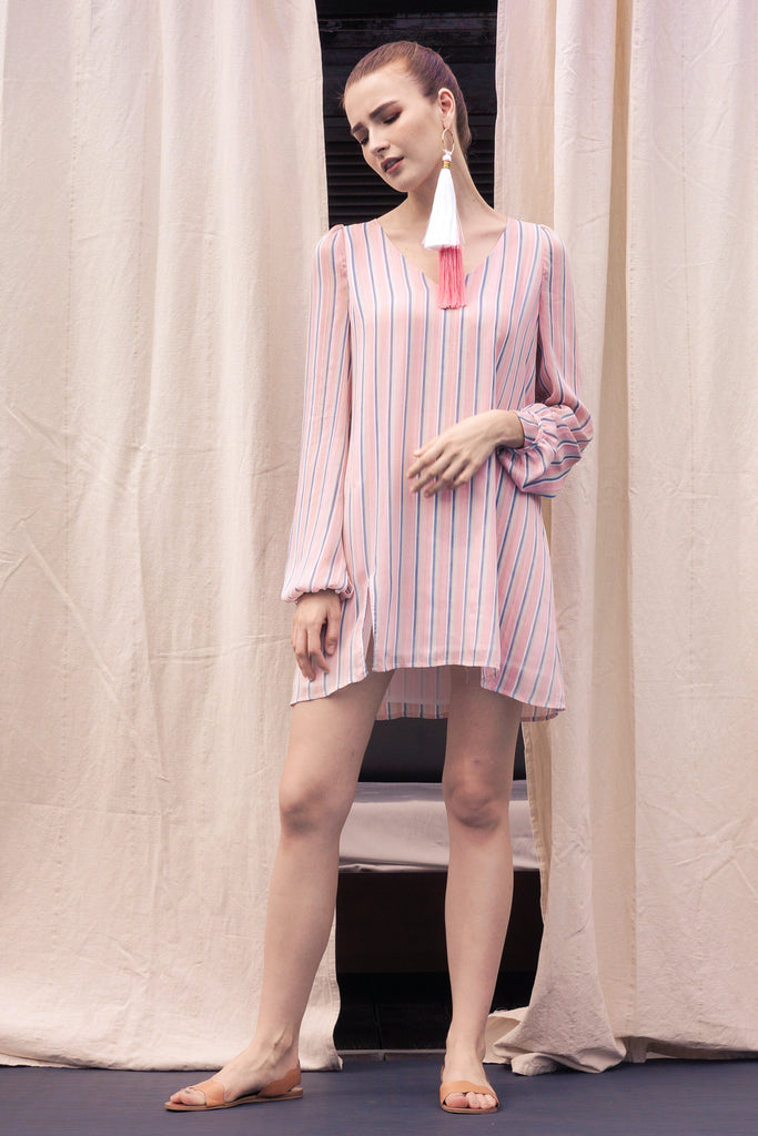 Botanica Tunic - Blush