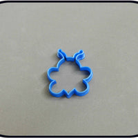 "2"" Mini Bee 3D Printed Cookie Cutter-americantraditioncookiecutters"