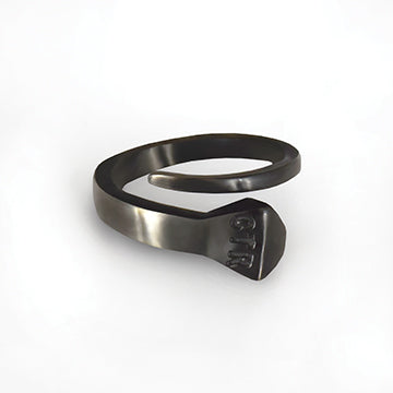 CTR Horseshoe Nail Ring