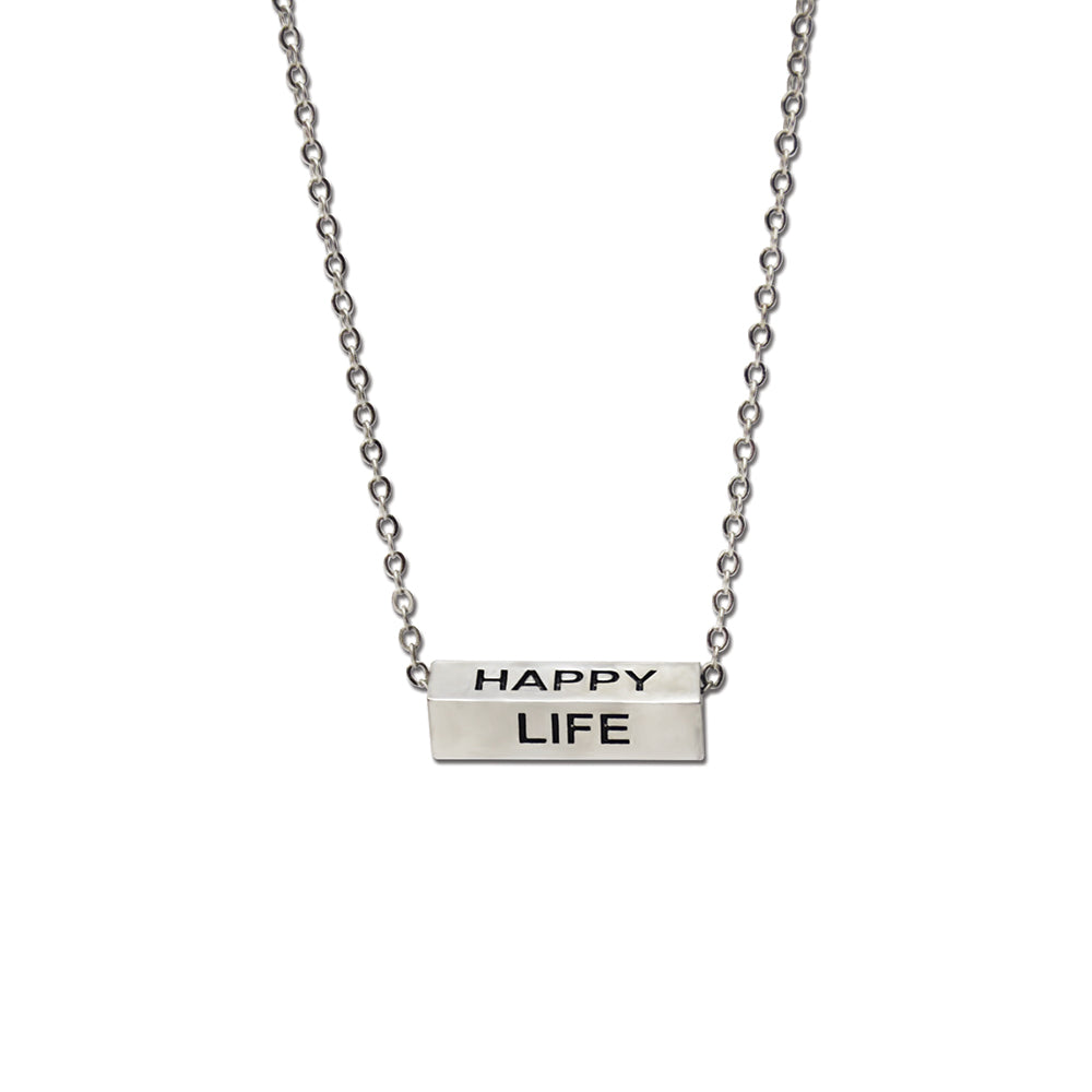Happy Life Necklace (Ringmasters)