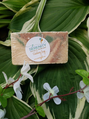 Cranberry Soap - Club Serenity