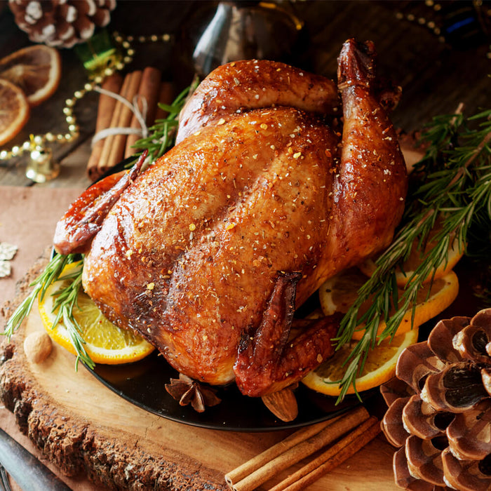 Levitts Naturally Smoked Whole Turkey