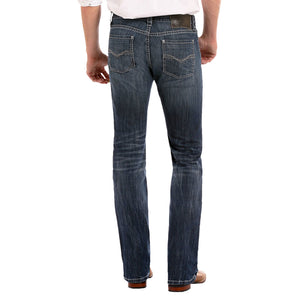 Rock & Roll Denim Reflex Revolver Straight Leg Jean