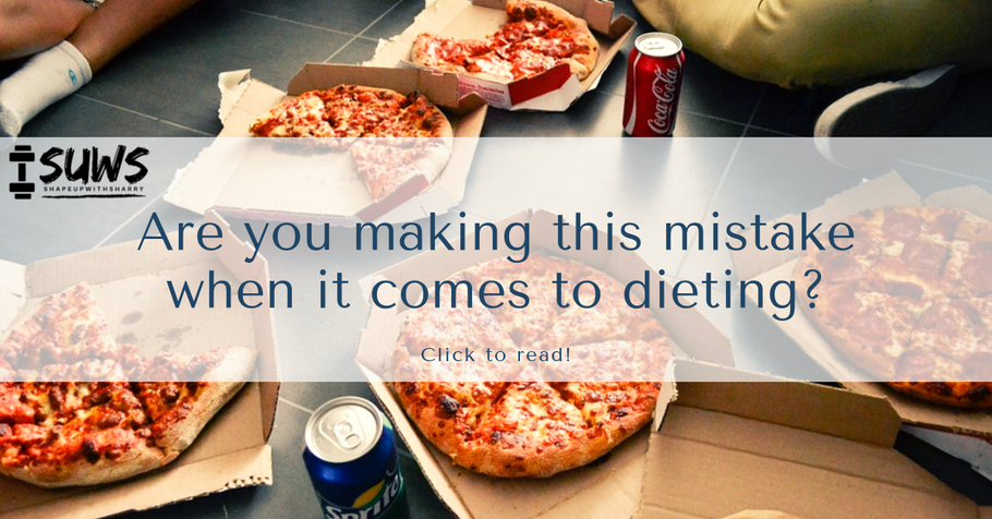 Are you making this mistake when it comes to dieting? 🤔