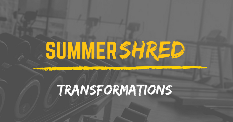 Summer Shred Challenge 2019