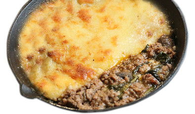 Shepherd's (Cottage) Pie