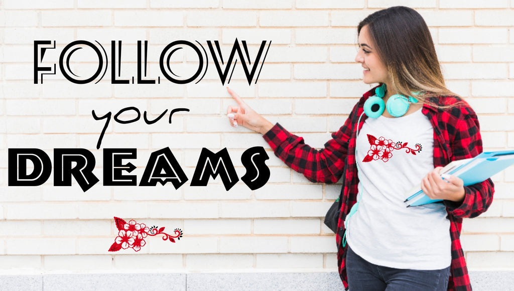 Follow Your Dreams by Fashion Ayasha