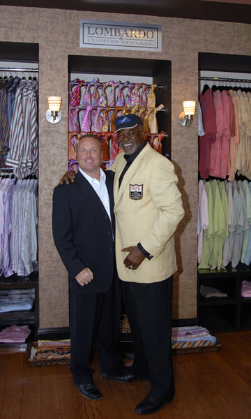 Rayfield Wright - Lombardo Custom Apparel