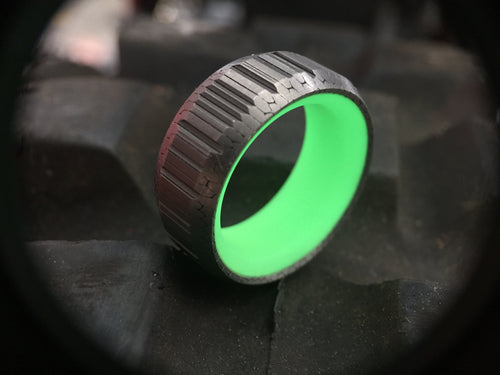 Copperhead superconductor ring
