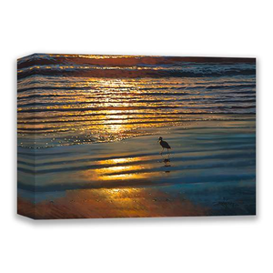 Peaceful Afternoon by Rodel Gonzalez (wrapped canvas collectible)