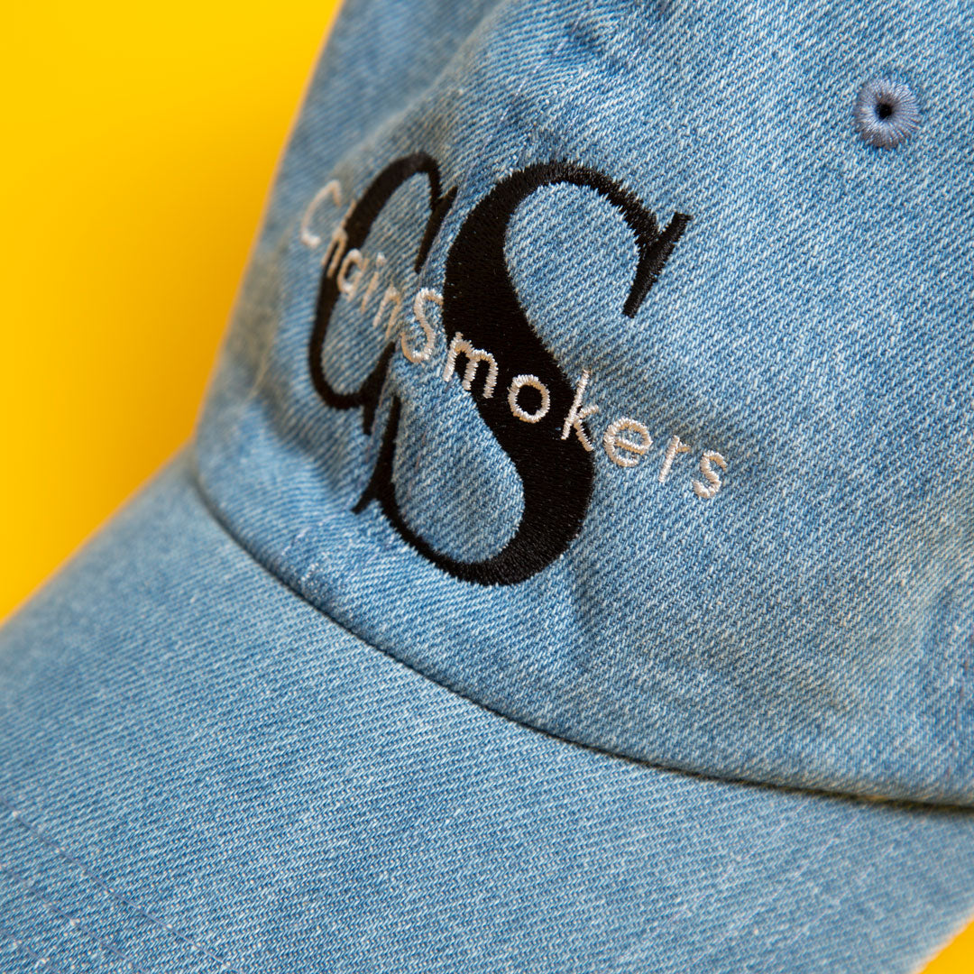 cS Denim Dad Hat