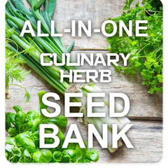 All-in-1 Culinary Herb Seed Bank