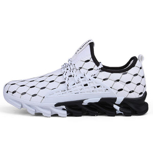 Breathable Running shoes Male Sneaker - freakichic