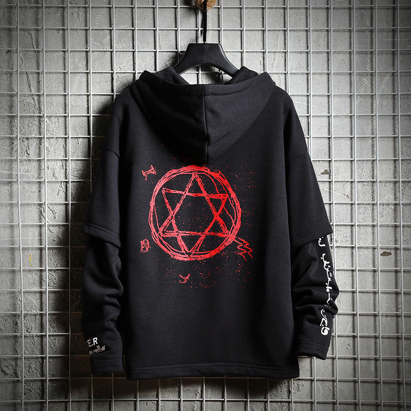 Men KnowEvery Printing Hoodies - freakichic